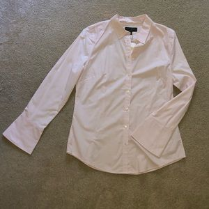 NWT tailored fit button up
